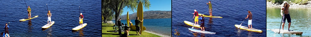 Paddling Sports in Kelowna - BoatingKelowna.com