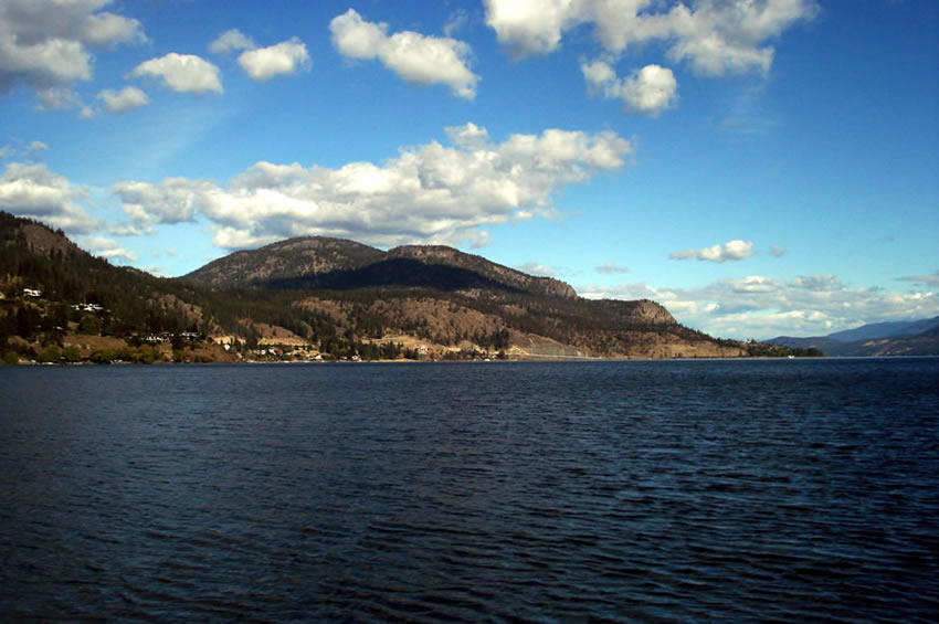 Central Okanagan Lake